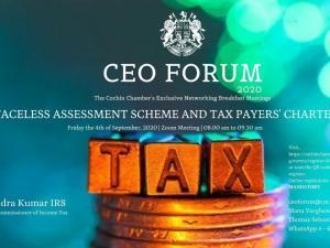 CEO FORUM Virtual Meeting - September 2020