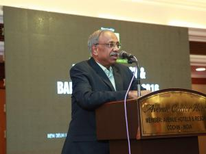 "Talk on ""Insolvency & Bankruptcy 2016"""