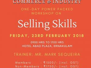 Workshop on Selling Skills