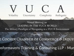 Webinar on Leading in the VUCA World