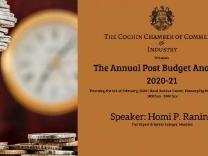 Post Budget Analysis - 2020-21