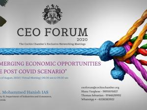 CEO FORUM Virtual Meeting