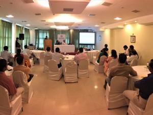 Workshop on Draft Labour Code on Occupational Safety, Health and Working Conditions, 2018