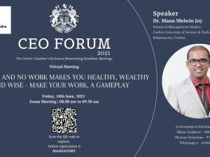 CEO FORUM Virtual Meeting - June 2021