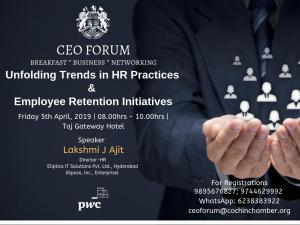 CEO FORUM 2019 - 4th Breakfast Meeting