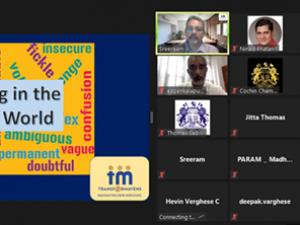 Webinar on Leading in the VUCA World
