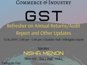 GST: Refresher on Annual Returns/Audit Report and Other Updates