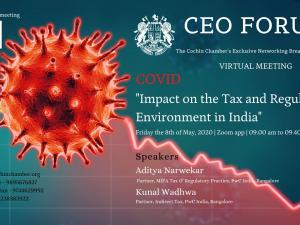 CEO FORUM 2020 - Virtual Meeting