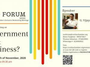 CEO FORUM - November 2020