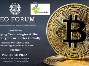 CEO FORUM Virtual Meeting - October 2021