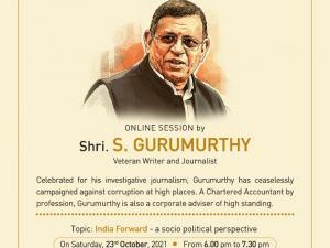 India Forward Talk Series