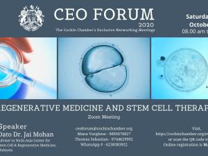 CEO FORUM October 2020