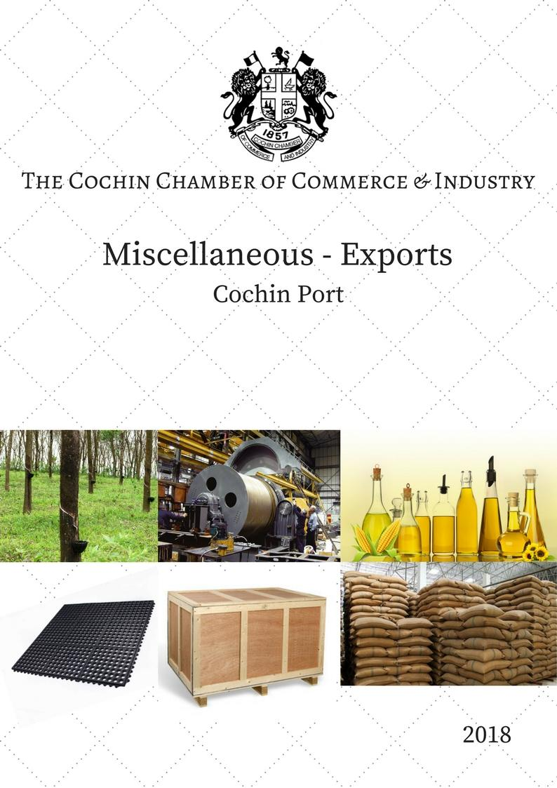 MISCELLANEOUS EXPORTS